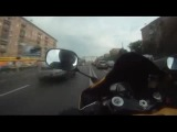 Экстремальная езда на мотоцикле